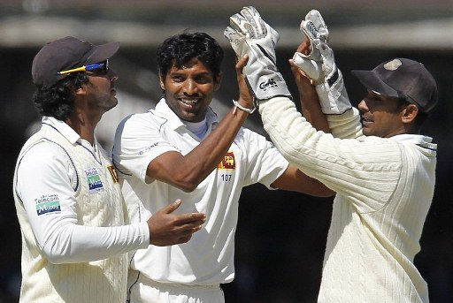 Chanaka Welegedara and Prasanna Jayawardene receive upgraded contracts.