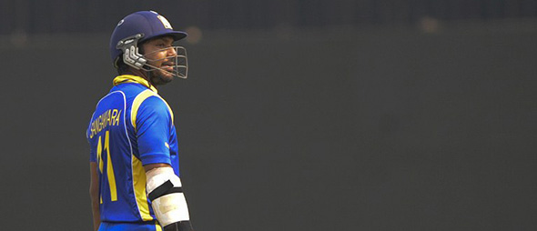 Kumar Sangakkara has had another prolific year with the bat.