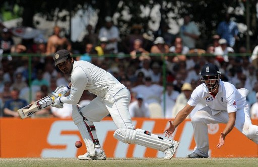 Kumar Sangakkara had the worst Test series of his career.