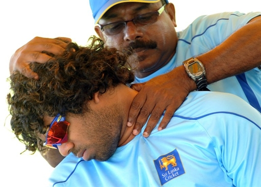 Lasith Malinga's performances against India have been below par.