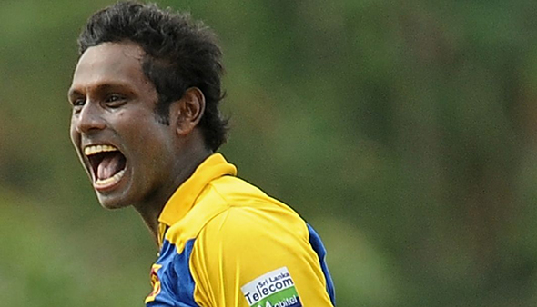 Angelo Mathews Photo