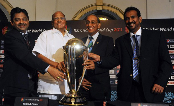 icc world cup cricket trophy. the ICC World Cup Cricket