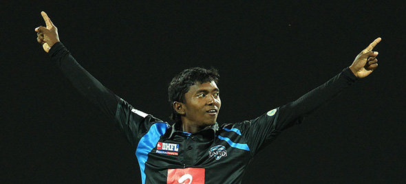 Uncapped Akila Dananjaya picked for World Twenty20.
