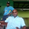 Jayasuriya and Vaas at Saravanamuttu Stadium during four-day triangular