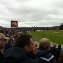 At the T20 played in Bristol, SL in Eng, 2011