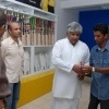 Atapattu and Ranatunga at Chandana Sports Store