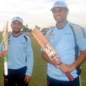 Silva and Haque create List A record