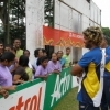 Malinga having a friendly chat with fans