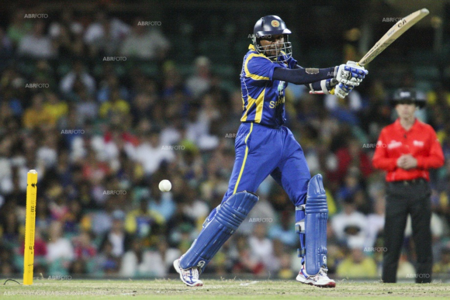 Dilshan in a devastating mood at the SCG