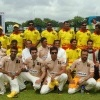 Team portrait - IIFA Foundation Celebrity Cricket Match, Sri Lanka, 2010