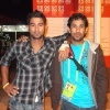 Dilshan's brother with Lokuarachchi at the Asian Games 2010