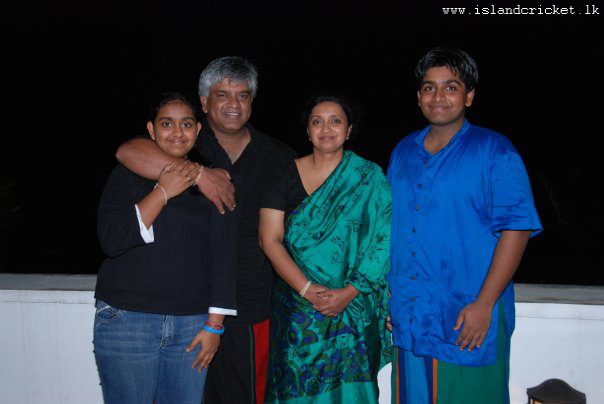 The Ranatunga family