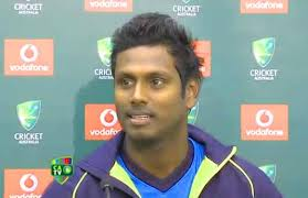 Angelo Mathews - The future captain of Sri Lanka