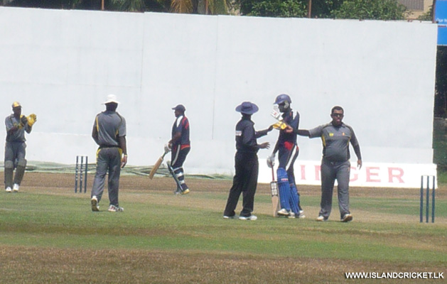 Janashakthi vs Unichela - Singer Mercantile Cricket Tournament Final