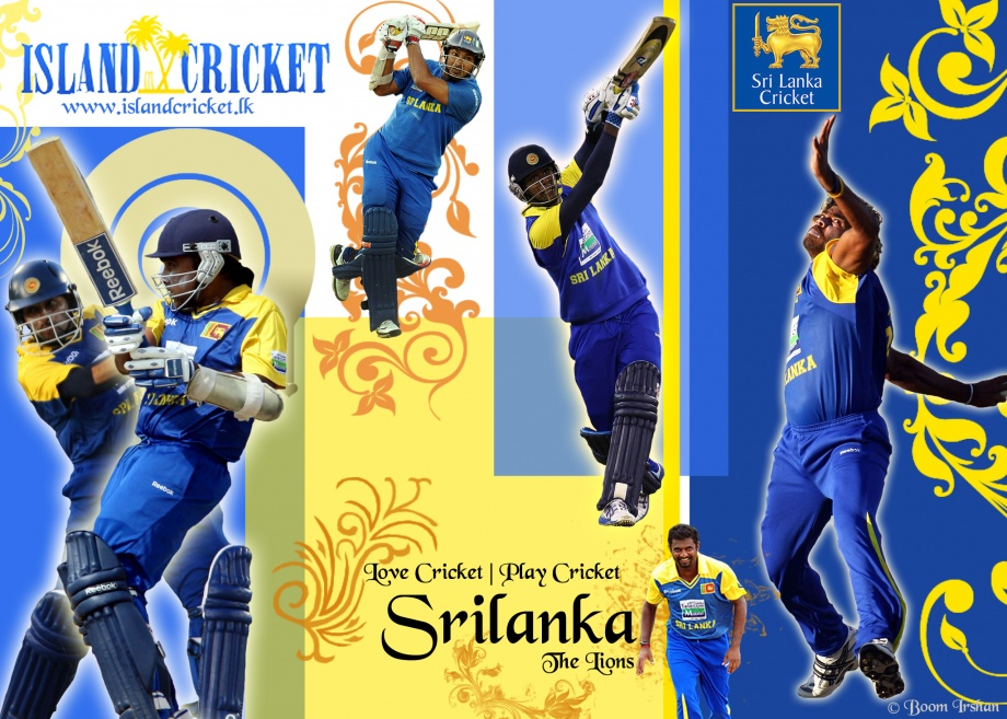 Sri Lankan Cricket Players
