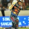 The Lion - Kumar Sangakkara