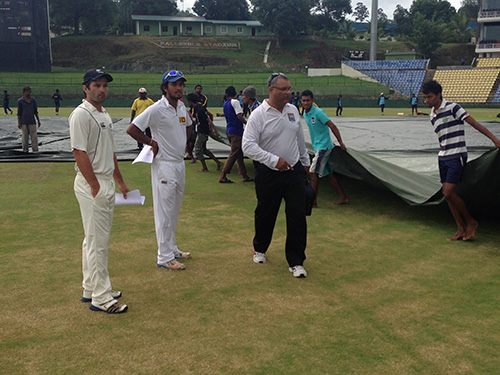SL A vs NZ A 1st unofficial test: Two captains at the toss