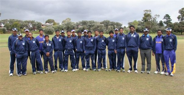 Sri Lanka Under19 Cricket team