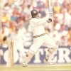 Aravinda in full swing at the Oval, 1998
