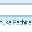 Dhanuka Pathirana becomes the second most popular player in cricinfo