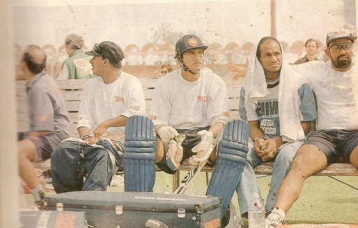 The Fab four of Sri Lankan Cricket, back in time