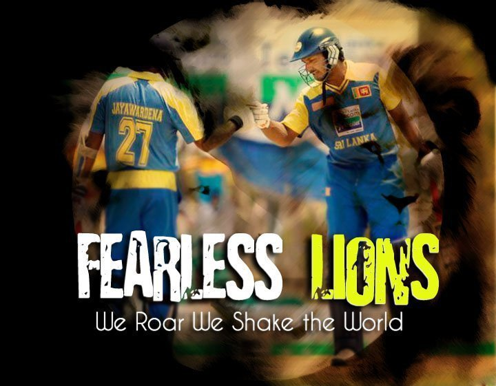 Fearless Lions - We Roar, We Shake the World