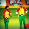 CPL 1st semi final: Dilshan giving Malinga advise
