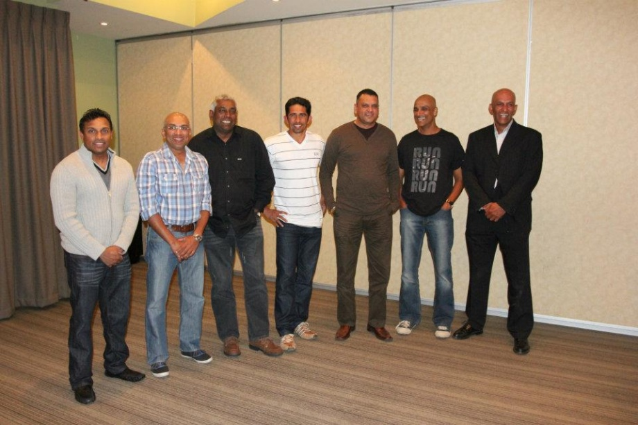 Former Sri Lankan cricketers get together at The Know Tavern, Australia
