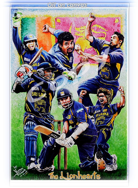 The Lionhearts - Sri Lanka Cricket