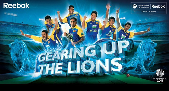 Gearing up THE LIONS