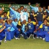 WACA 31st OCT 10' Sri LankanTeam winning picture