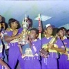 1996 Cricket World Cup champions celebrating their victory