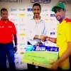 CPL 1st semi final: Man of the Match Tillakaratne Dilshan