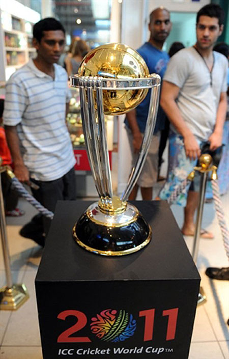 World Cup fever grips Colombo