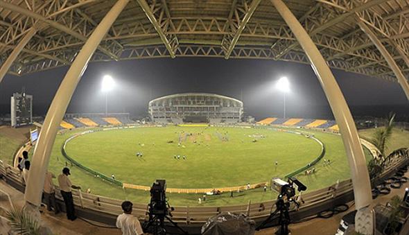 Hambantota cricket stadium