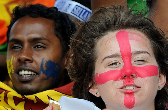 Cricket World Cup Fans
