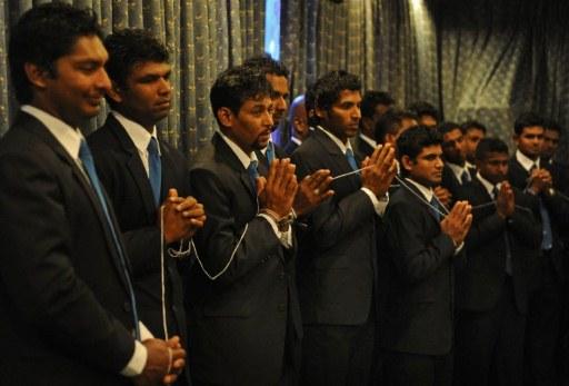 Sri Lankan cricket team