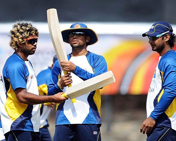 Sri Lankan players