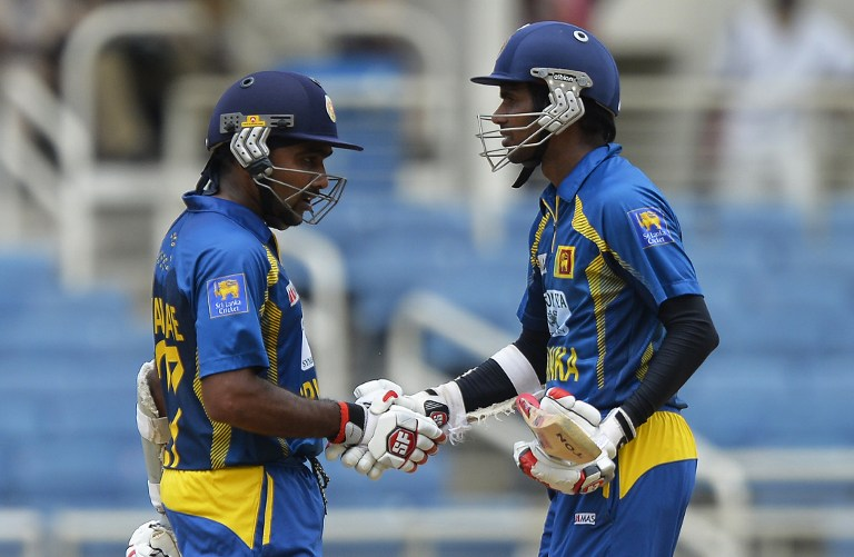 Upul Tharanga and Mahela Jayawardene