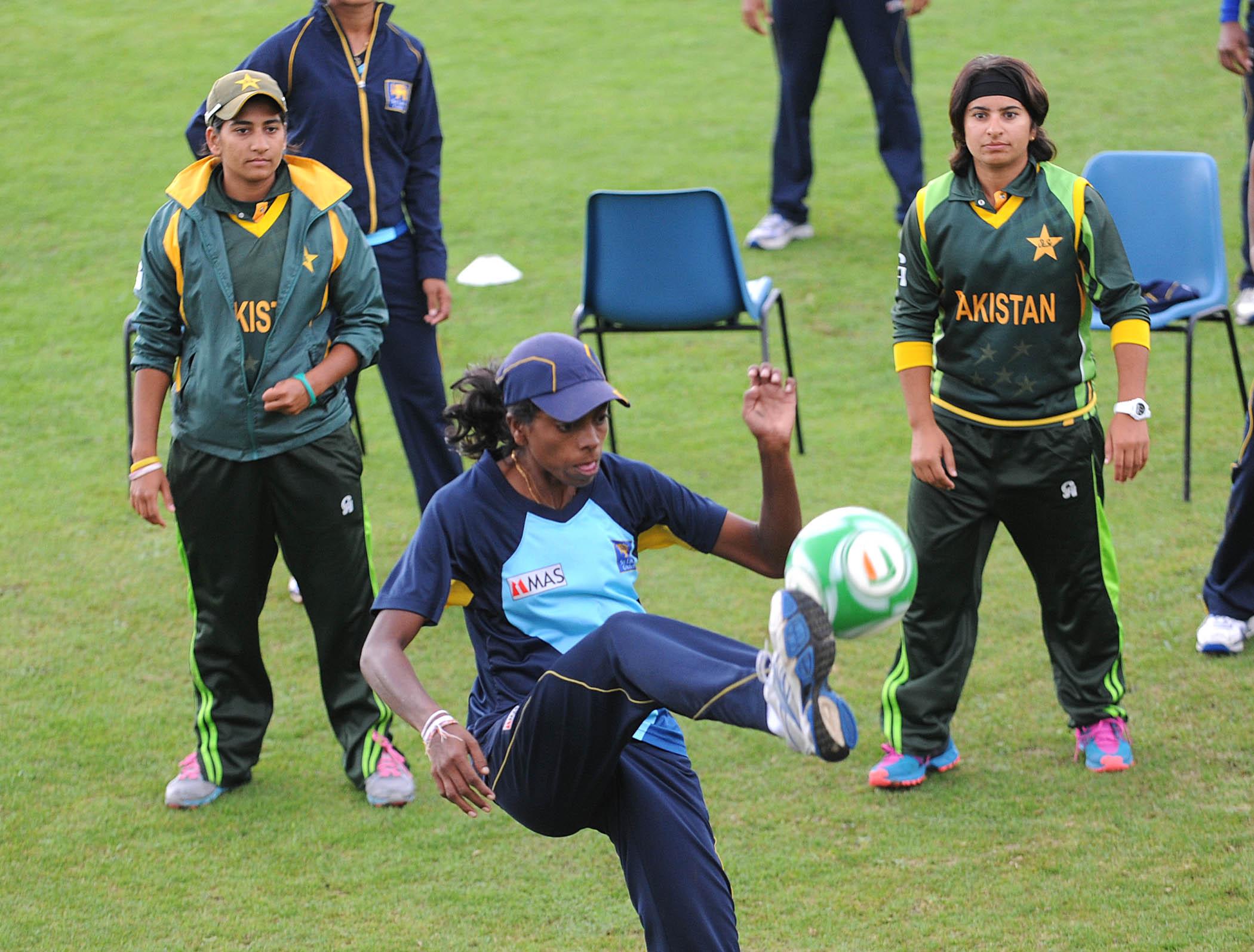 Final - Sri Lanka vs Pakistan, Women's WT20 Qualifier, Dublin, 2013