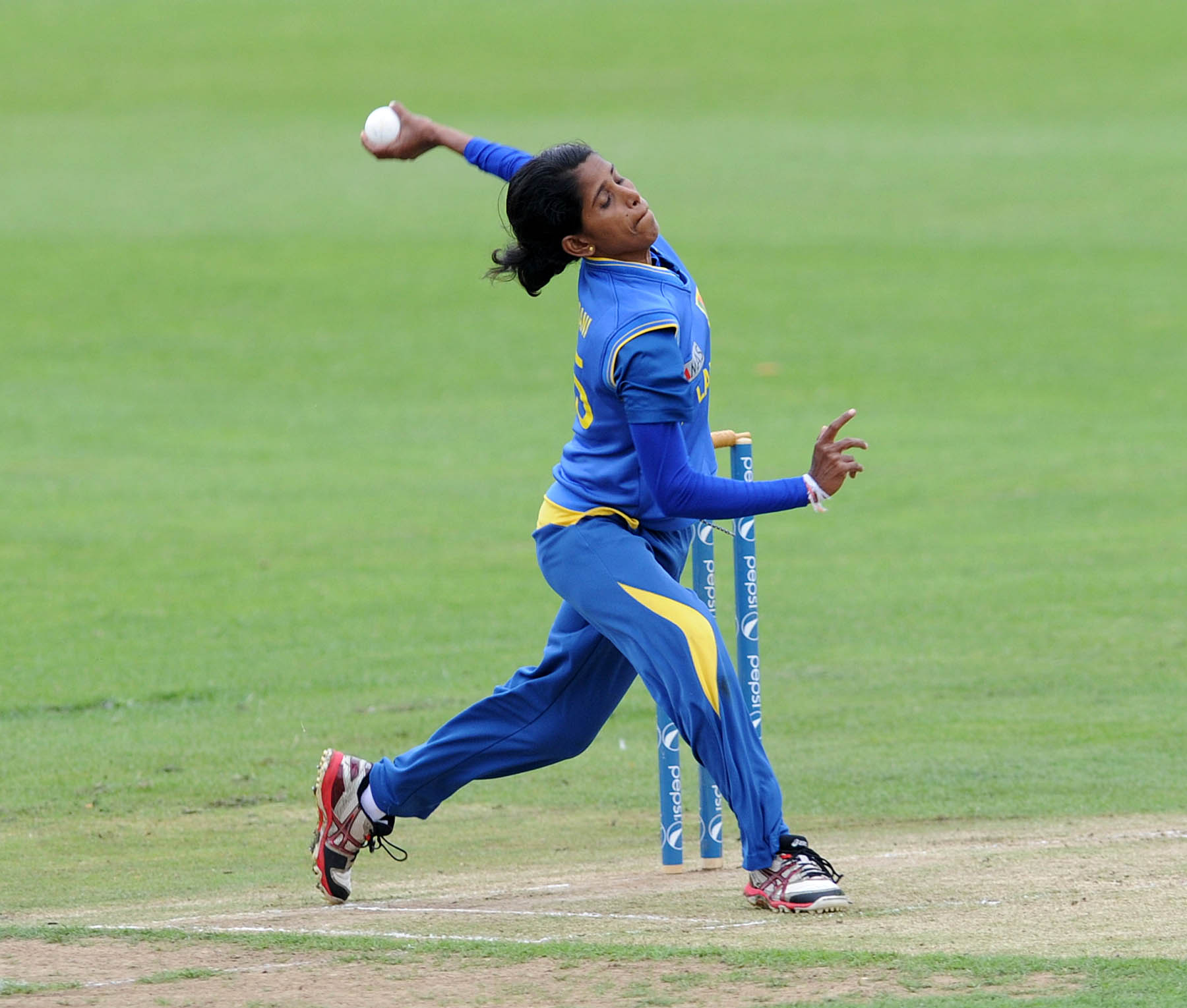 Final - Sri Lanka vs Pakistan, Women's WT20 Qualifier, Dublin, 2013