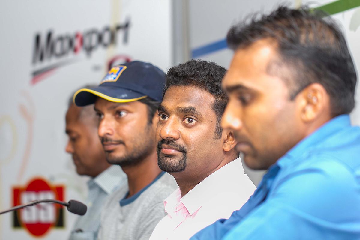 Murali Cup 2013 media launch