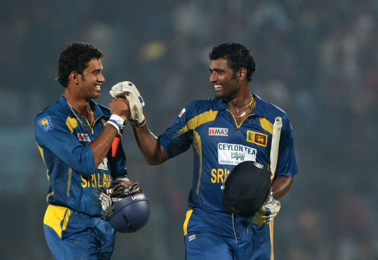Thisara Perera and Sachithra Senanayake