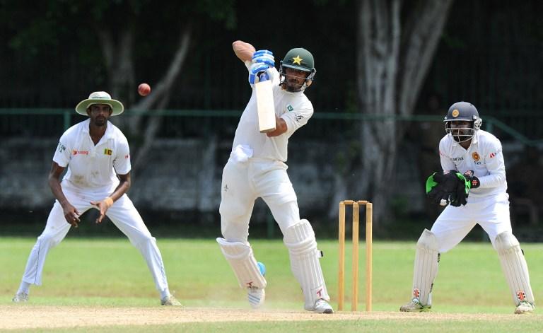 Day 3, Sri Lanka BP XI vs Pakistan, Warm-up Match, 2015