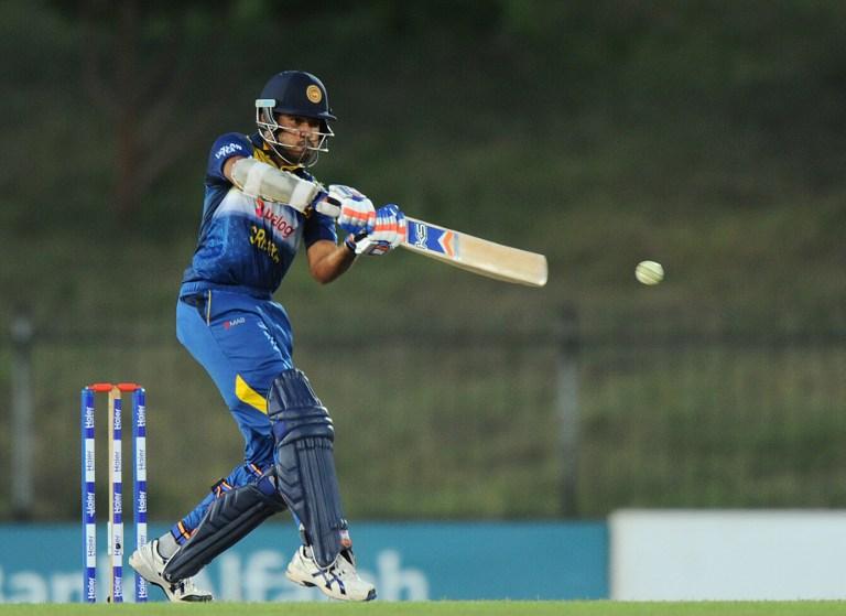 Sri Lankan cricketer Milinda Siriwardana