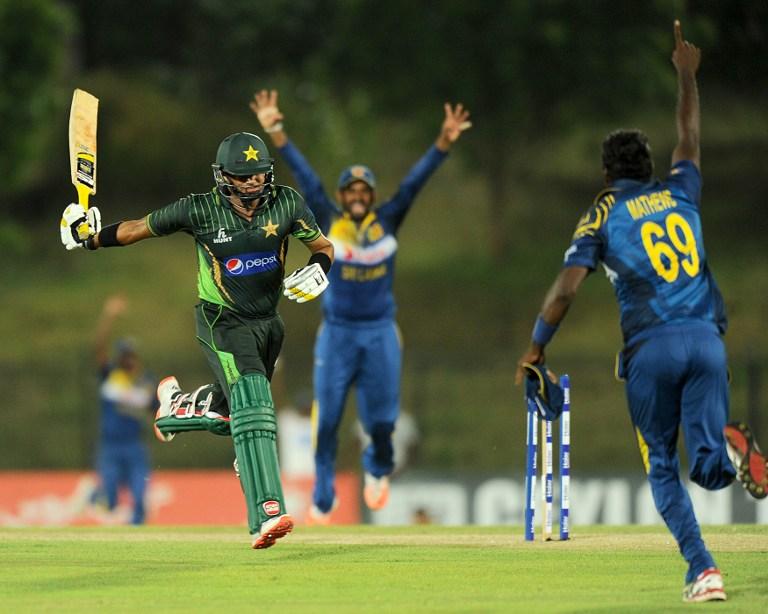 Pakistan cricket captain Azhar Ali