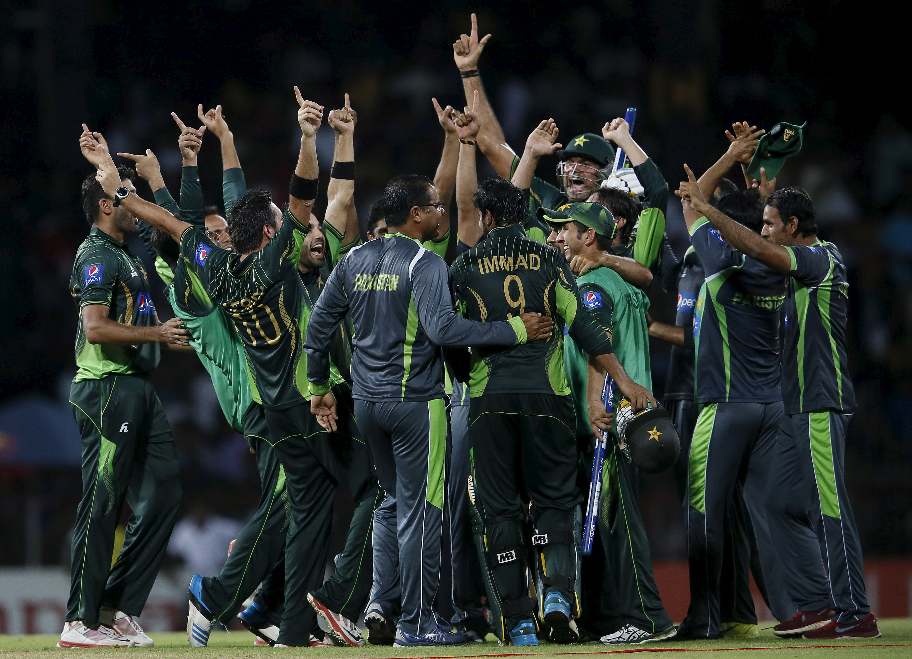 Pakistan's cricket team