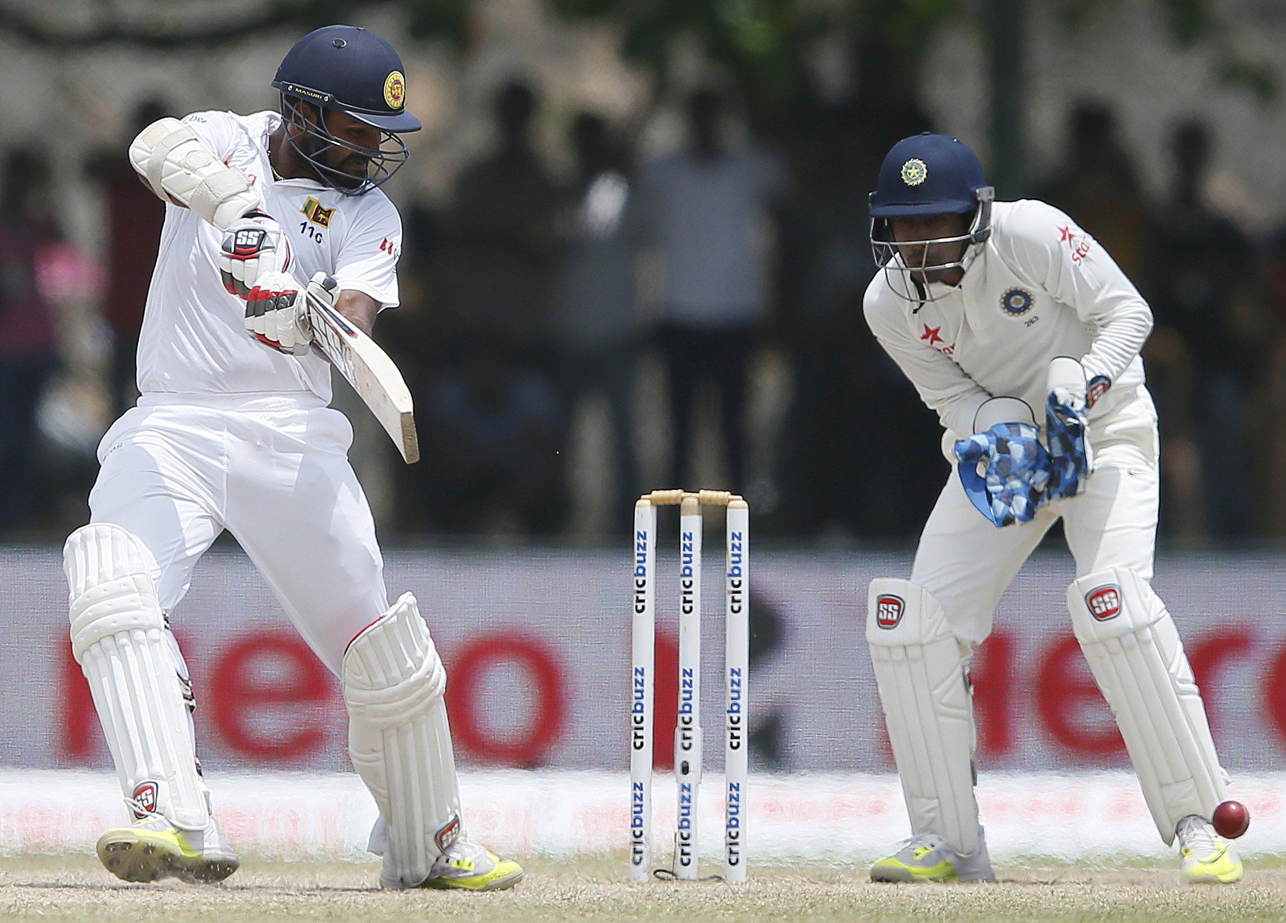 Sri Lanka's Lahiru Thirimanne