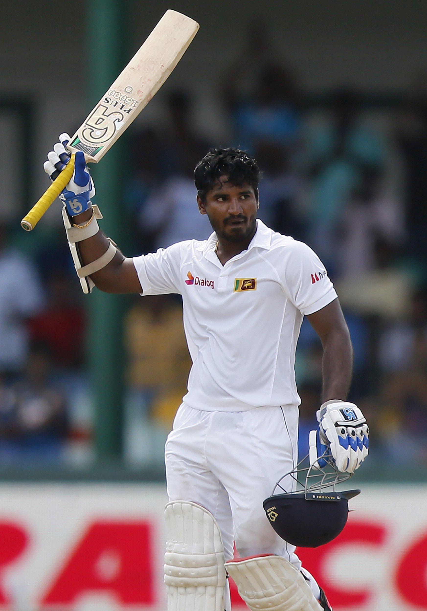 Sri Lanka's Kusal Perera