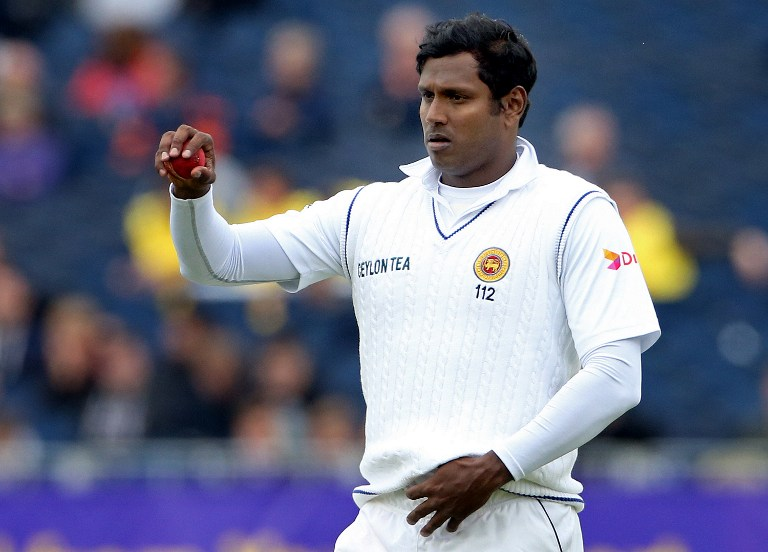 Angelo Mathews